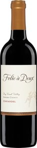 Folie À Deux Zinfandel 2011, Amador County Bottle