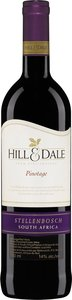Hill & Dale Pinotage 2011 Bottle