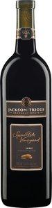 Jackson Triggs Okanagan Sun Rock Shiraz 2007 Bottle