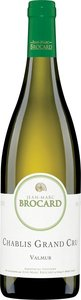 Jean Marc Brocard Chablis Grand Cru Valmur 2010 Bottle