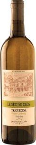 Le Sec Du Clos Triguedina 2011 Bottle