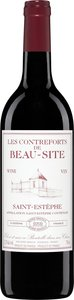 Les Contreforts De Beau Site 2010 Bottle