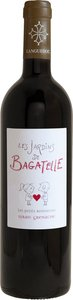 Les Jardins De Bagatelle 2012 Bottle