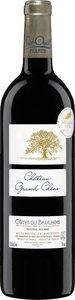 Les Vignerons De Brulhois Château Grand Chêne 2009 Bottle