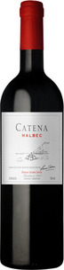 Catena Malbec High Mountain Vines 2012 Bottle