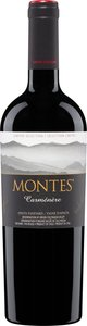 Montes Alpha Carmenère 2011, Colchagua Valley Bottle