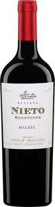 Nieto Senetiner Reserva Malbec Bottle