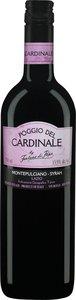 Poggio Del Cardinale Montepulciano / Syrah Bottle