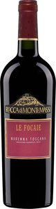 Rocca Di Montemassi Le Focaie 2011 Bottle