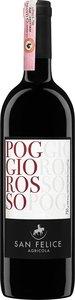 San Felice Poggio Rosso Chianti Classico Riserva 2007 Bottle