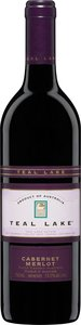 Teal Lake Cabernet / Merlot 2012 Bottle
