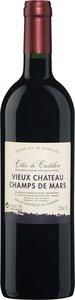 Vieux Château Champs De Mars 2009 Bottle