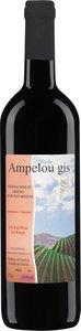 Ampelou Gis Tempranillo / Cabernet 2010 Bottle