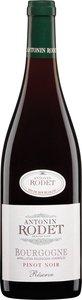 Antonin Rodet Bourgogne Pinot Noir Réserve 2009 Bottle