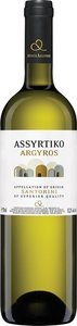 Argyros Assyrtiko 2012 Bottle