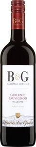 Domaine La Gardie Cabernet Sauvignon 2012, Vin De Pays D' Oc Bottle