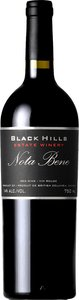 Black Hills Nota Bene 2008, BC VQA Okanagan Valley Bottle