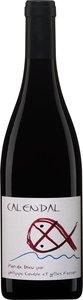 Calendal Plan De Dieu Côtes Du Rhône Villages 2011 Bottle