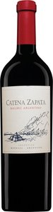 Catena Zapata Argentino Malbec 2006 Bottle