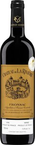 Château De La Rivière 2006, Ac Fronsac Bottle