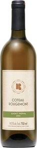 Coteau Rougemont Saint Pépin 2012 Bottle