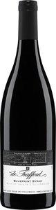 De Trafford Blueprint Shiraz 2009 Bottle