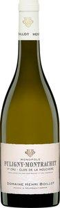 Domaine Henri Boillot Puligny Montrachet Premier Cru Clos De La Mouchère 2011 Bottle