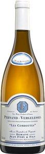 Domaine Jean Fery & Fils Pernand Vergelesses Les Combottes 2010 Bottle
