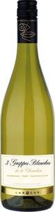 Domaine Laroche De La Chevalière 3 Grappes Blanches 2013, Pays D'oc Bottle