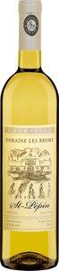 Domaine Les Brome Réserve St Pépin 2011 Bottle