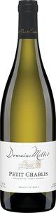 Domaine Millet Petit Chablis 2012 Bottle