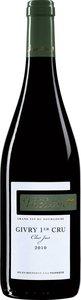 Domaine Mouton Givry Premier Cru Clos Jus 2010 Bottle