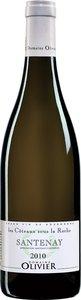 Domaine Olivier Santenay Les Côteaux Sous La Roche 2010 Bottle