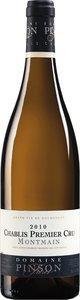 Domaine Pinson Frères Chablis Premier Cru Montmains 2011 Bottle