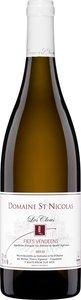 Domaine St Nicolas Les Clous 2012 Bottle