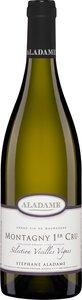 Domaine Stéphane Aladame Montagny Premier Cru Sélection Vieilles Vignes 2011 Bottle