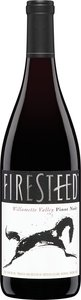 Firesteed Pinot Noir 2007, Willamette Valley Bottle