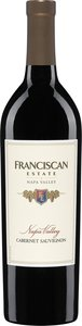 Franciscan Cabernet Sauvignon 2011, Napa Valley Bottle
