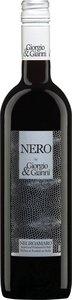 Giorgio & Gianni Negroamaro Nero Bottle