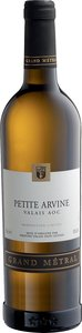 Grand Métral Petite Arvine 2012 Bottle