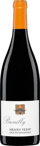 Henry Fessy Brouilly Crus Du Beaujolais 2011 Bottle