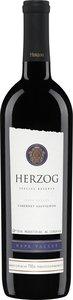 Herzog Special Reserve Cabernet Sauvignon 2010 Bottle
