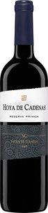Hoya De Cadenas Reserva Privada 2010, Valenciana Bottle