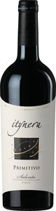 Itynera Primitivo 2011, Igt Salento Bottle