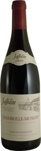 Jaffelin Chambolle Musigny 2009 Bottle