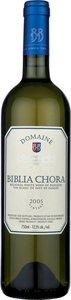 Ktima Biblia Chora Assyrtico / Sauvignon 2011 Bottle