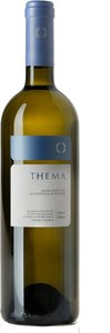 Ktima Pavlidis Thema White 2012, Aocq Drama, Macedonia Bottle