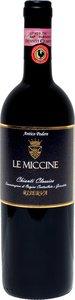 Le Miccine Chianti Classico Riserva 2010 Bottle