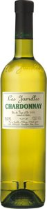 Les Jamelles Chardonnay 2012 Bottle
