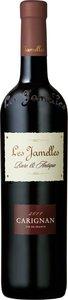 Les Jamelles Rare & Antique Carignan 2010 Bottle